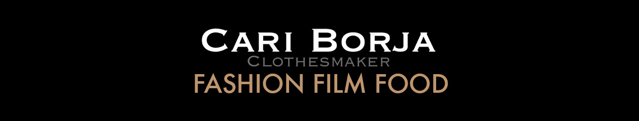 Cari Borja - Fashion Food Film