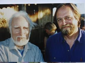 Jack Gilbert and me